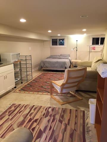 Walkout Basement Apartment  - Washington - Casa