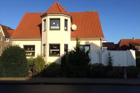 Wohlfühlappartement Brinkum - Stuhr - Apartament