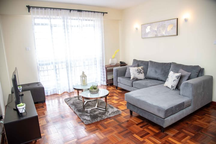 1 BDR IN THE HEART OF NAIROBI LIVE-WORK -PLAY