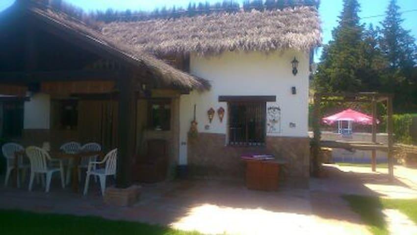 casa rustica El Gorrion - Valdevaqueros