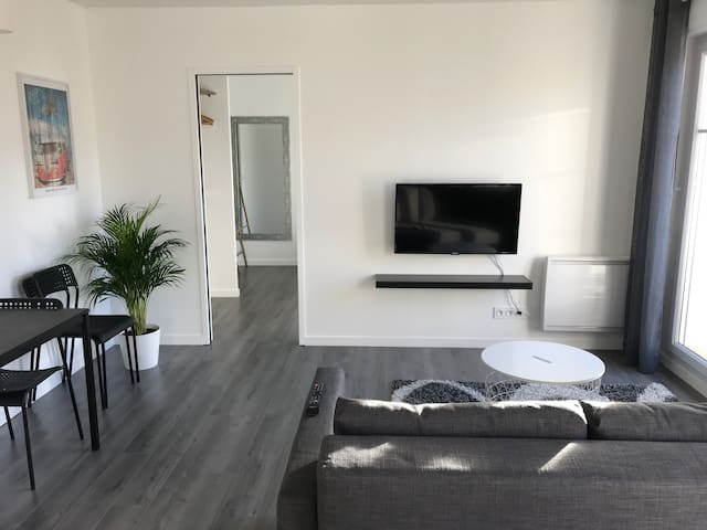 New apartment 4 persons close to disneyland
