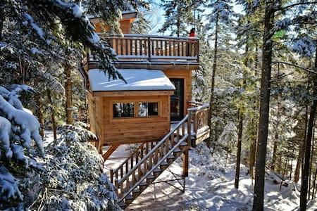 Mont-Tremblant Treehouses - Saint-Faustin-Lac-Carré