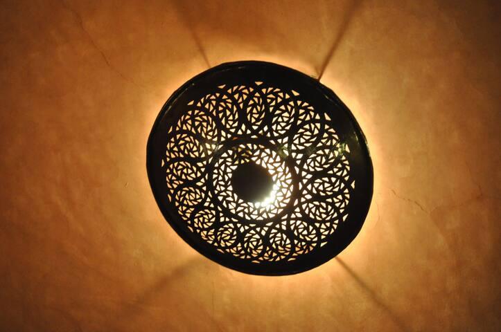 Riad Arjan , superior double room - Marrakesh - Bed & Breakfast