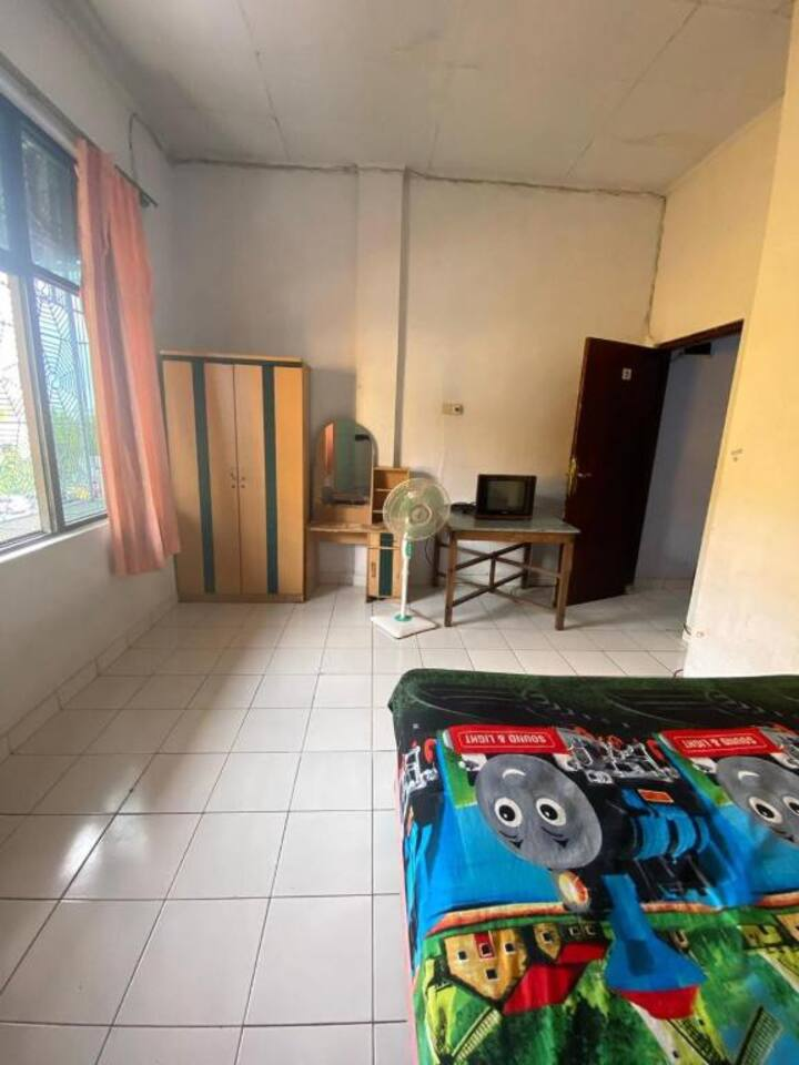 Affordable Inn near Panakkukang Mall