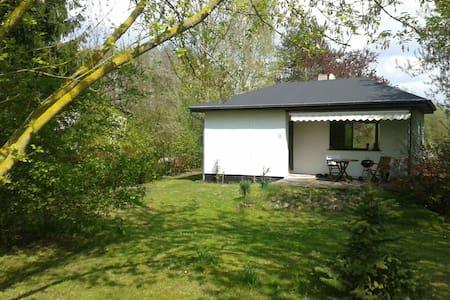 Ferienhaus am Nebelsee    - Lärz