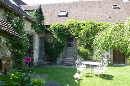 Maison de charme dans le Perche - Marchainville