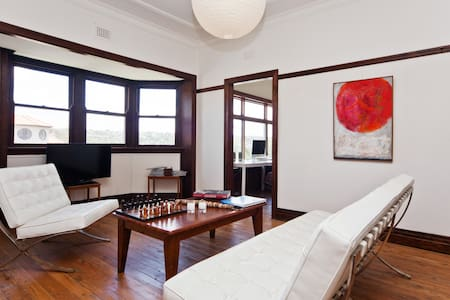 Charming 2 bed apartment near manly - Fairlight