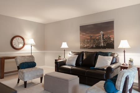 The Heart of Downtown Bellevue - Bellevue - Appartement