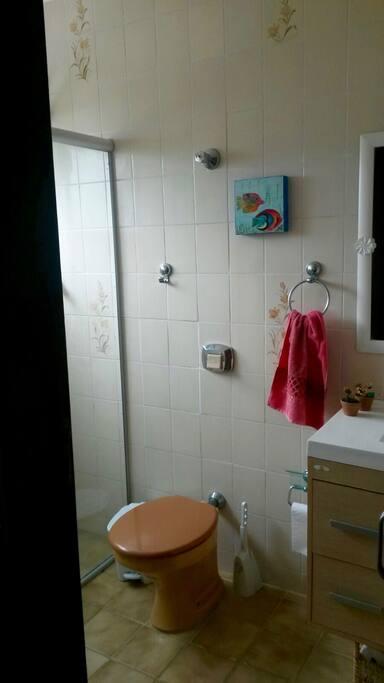 Banheiro suíte / bathroom master bedroom
