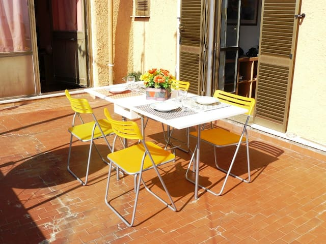 Penthouse Apartment in Central Rome - Roma - Apartamento