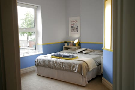 Bright Spacious Double Room in Central Dublin