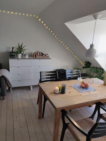 Cozy apartment in Aalborg