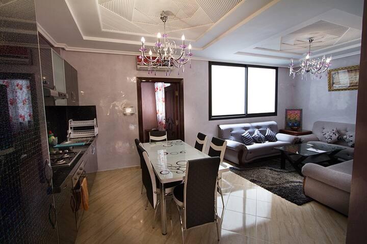 Grand Luxe appartement  - Elégant & climatisé - Inezgane - Byt
