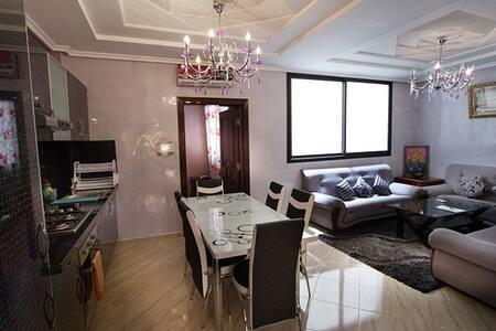 Grand Luxe appartement  - Elégant & climatisé - Inezgane - Huoneisto