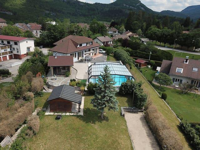Grande Maison de 200m2 Haut-Jura