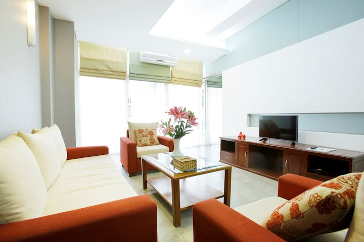 Spacious Modern Flat Centre Hanoi#4 - Hanoi (Ha Noi) - Apartment
