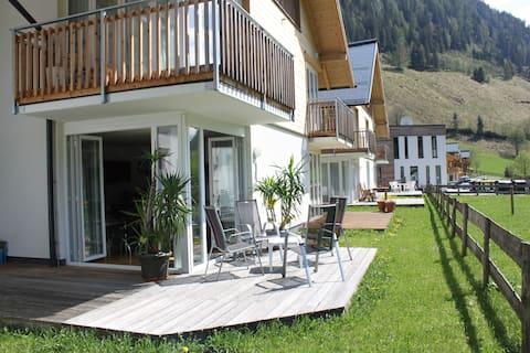 Apartamento familiar Sonja Terraza con vistas a las montañas