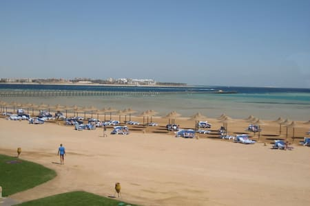 one bed room challet Makadi Red Sea - Hurghada - Pis