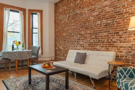 1 Br loft style in heart of Cambridge/central Sq - Cambridge