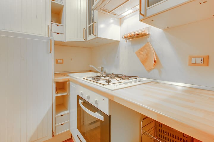 Navigli Split level apartment silent but central! - Milano - Apartemen