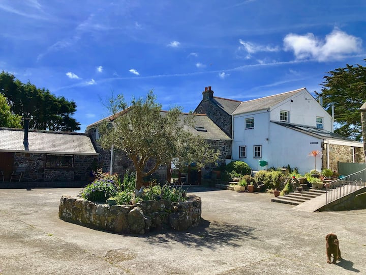 Trevothen Farm, Coverack TR12 6SD