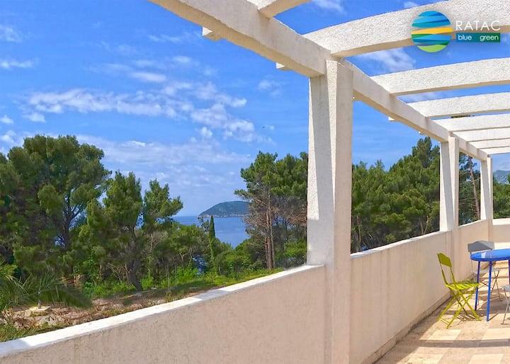 ECO RATAC - GREEN SUITE near the sea & pine woods