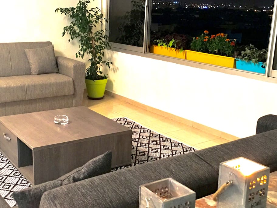 Living room / Convertible sofas