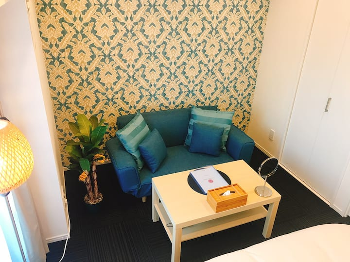 ★Free Wi-Fi★Perfect location to TOKYO area!! 6-2t