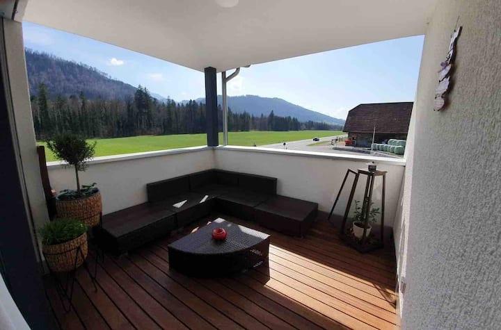 4.5 Zimmer Wohnung nahe Luzern