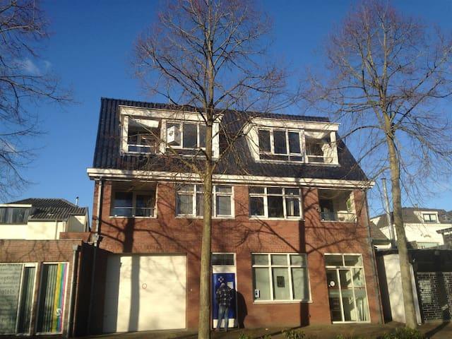 Sfeervol 3-Kamer appartement - Driebergen-Rijsenburg - Apartemen