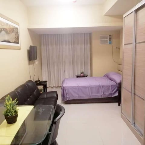 Studio type Condominium for Rent
