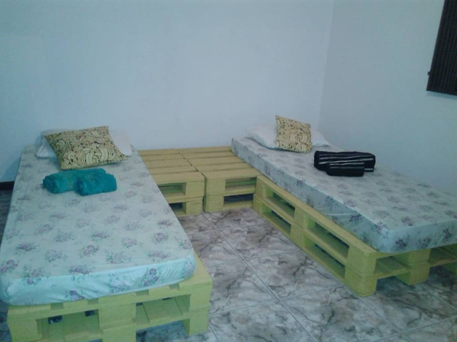 segundo quarto(2 pessoas)