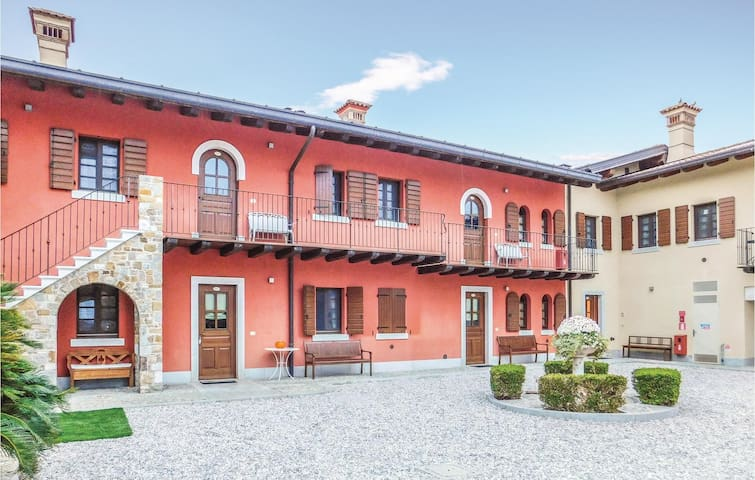 Holiday apartment with 2 bedrooms on 65m² in Mariano del Friuli GO