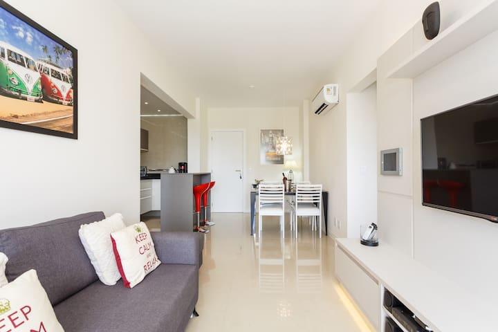 Perfect Spot in Florianópolis - Florianopolis - Apartmen