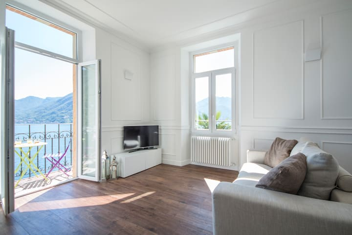 Villa Peroni - Lake Como brand-new superb view - Argegno - Apartemen