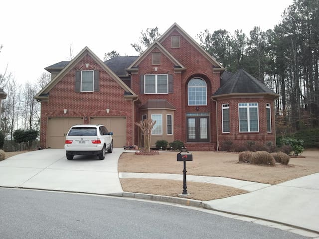 Cozy & Convenient Location /ATL/GA - Suwanee - Casa