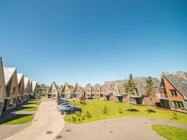 Green Village (400m Baltic sea)