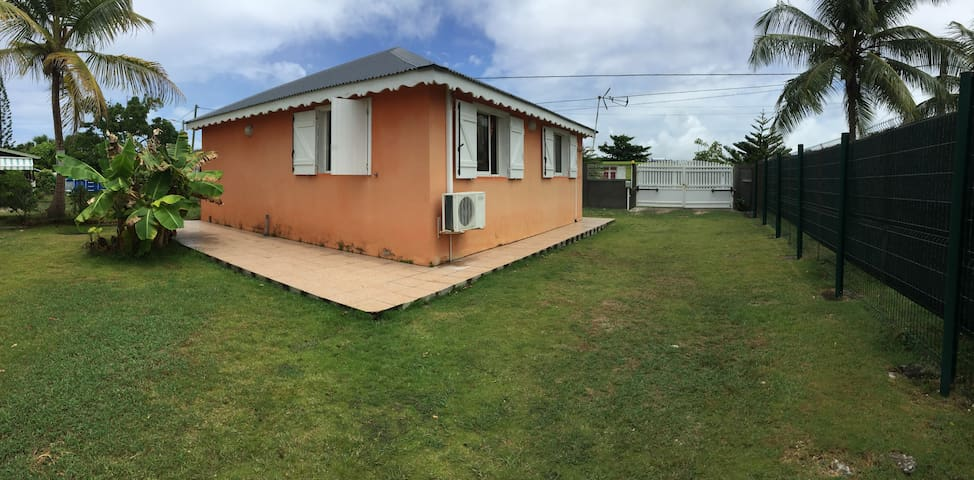 Location logement en Guadeloupe Nord Grande Terre