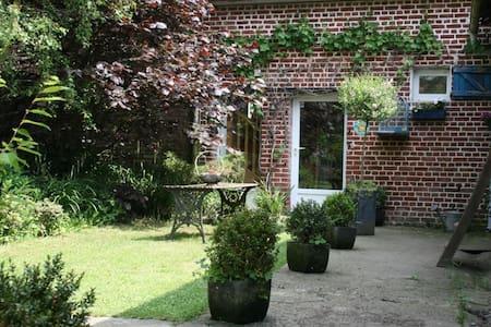 Gîte du Ham de Warnecque - Merck-Saint-Liévin - House