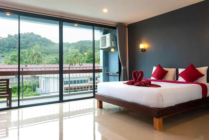 Aonang O2 Boutique - Deluxe Room - No Breakfast