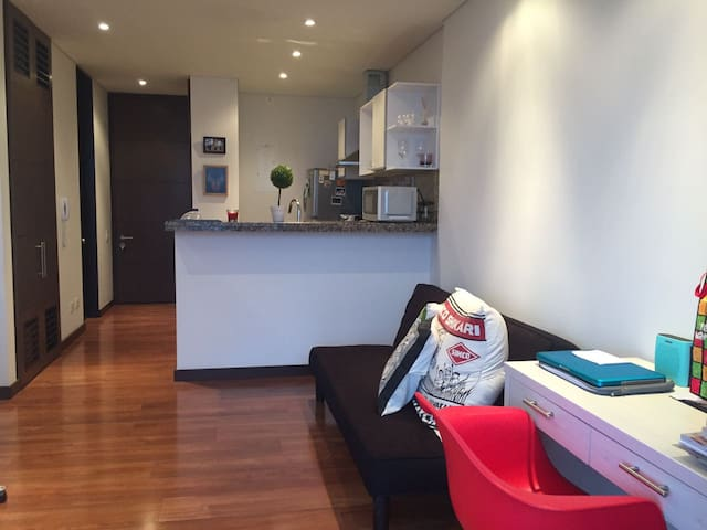 Modern Apartment in fancy Downtown Bogota - Bogotá - Appartement