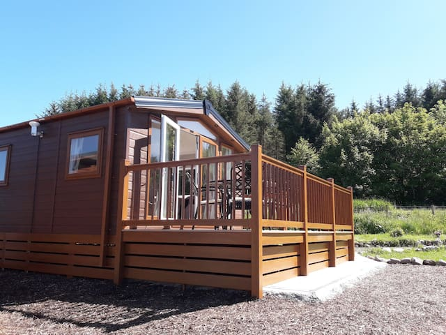 Woodland View Lodge, Rural, Peaceful, Pets Welcome