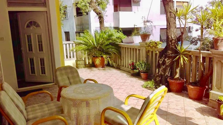 ☆Relaxing Apartment With Lovely Terrace☆