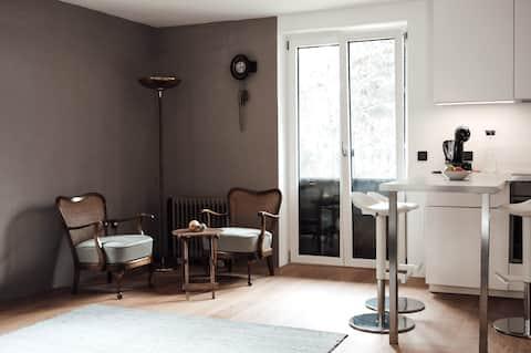 Ruhiges Designer Loft in Nussdorf mitten im Wald
