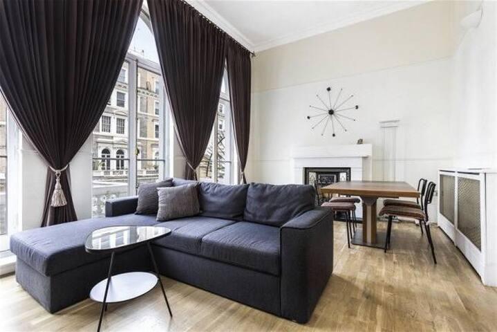Double Room Prime Location South Kensington