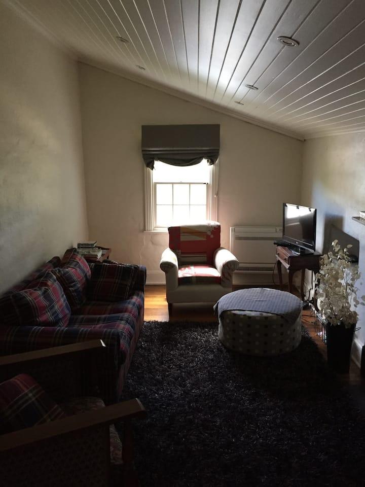 Redbrier Cottage Room