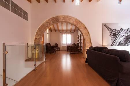Preciosa casa de pueblo,  patio interior y garaje