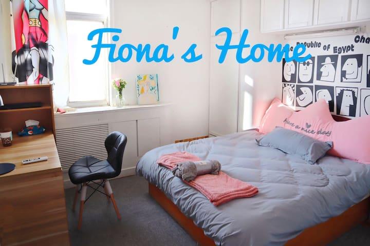 Fiona's Home|近对外经贸大学UIBE/中日医院/惠新西街南北口/798/地铁5/10号线