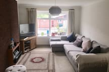 Spacious house next to Broadgate Park Nottingham