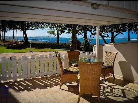 Beachfront Villa Dorado Puerto Rico